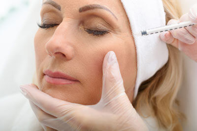 Botox Injections & Dysport in our anti aging clinic in Mississauga