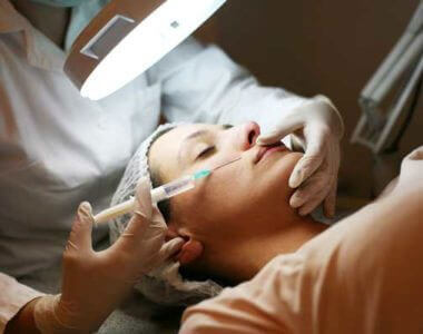 Our STYLAGE® fillers - Facial injections
