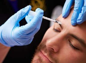 Botox Facial Injections in our anti aging clinic in Mississauga