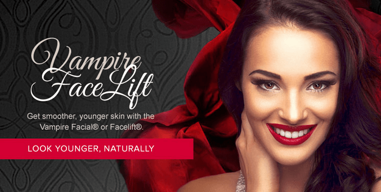 PRP Therapy and Vacial Facelift
