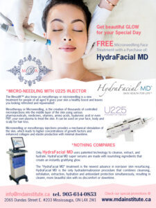 Hydrafacial brochure Online