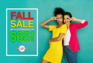 Fall Sale Microdermabrasion
